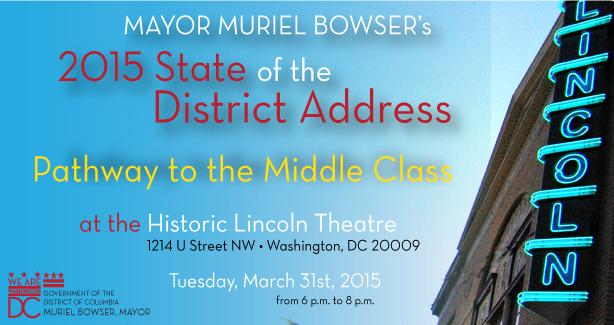2015 State of the District Address