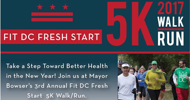 Fit DC Fresh Start 5K