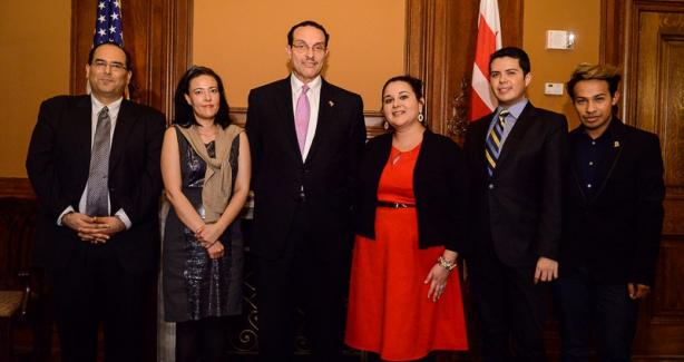 Commission on Latino Development Welcomes New Commissioners